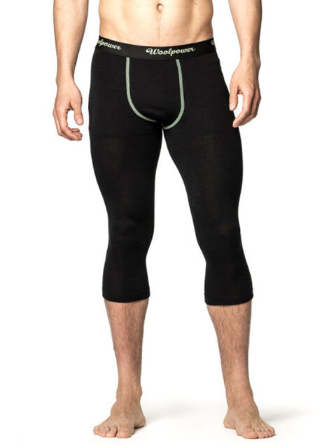 Woolpower Lite - Sous-vêtement Homme - noir